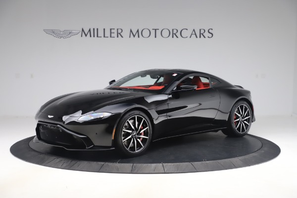 New 2020 Aston Martin Vantage Coupe for sale $185,181 at Bugatti of Greenwich in Greenwich CT 06830 1