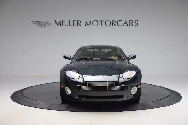 Used 2003 Aston Martin V12 Vanquish Coupe for sale $79,900 at Bugatti of Greenwich in Greenwich CT 06830 12