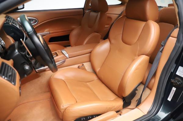 Used 2003 Aston Martin V12 Vanquish Coupe for sale $79,900 at Bugatti of Greenwich in Greenwich CT 06830 15
