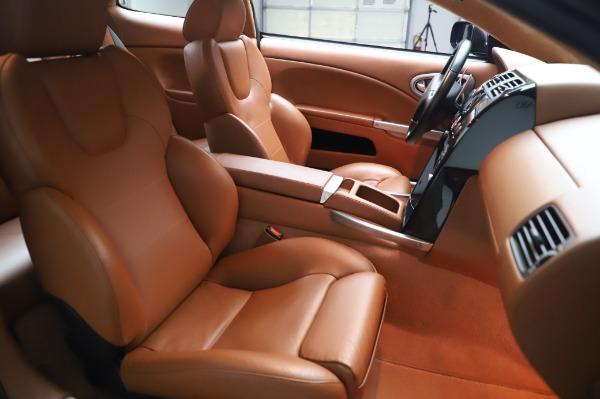 Used 2003 Aston Martin V12 Vanquish Coupe for sale $79,900 at Bugatti of Greenwich in Greenwich CT 06830 21