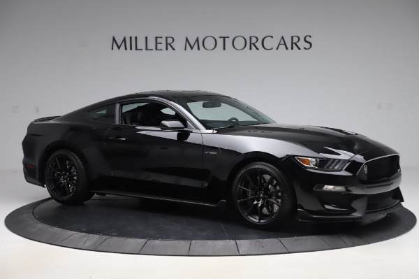 Used 2016 Ford Mustang Shelby GT350 for sale $47,900 at Bugatti of Greenwich in Greenwich CT 06830 10