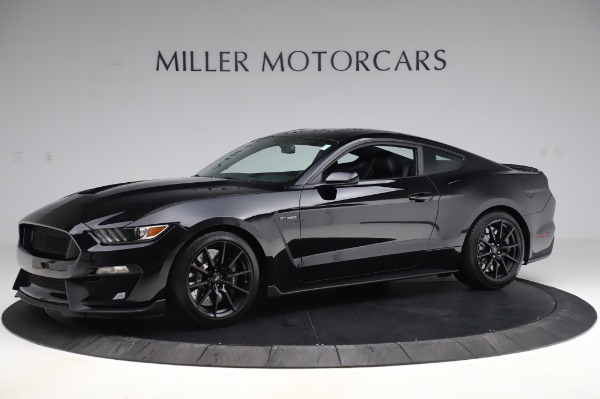 Used 2016 Ford Mustang Shelby GT350 for sale $47,900 at Bugatti of Greenwich in Greenwich CT 06830 2