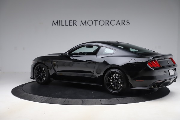 Used 2016 Ford Mustang Shelby GT350 for sale $47,900 at Bugatti of Greenwich in Greenwich CT 06830 4