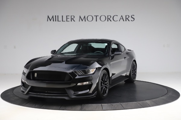 Used 2016 Ford Mustang Shelby GT350 for sale $47,900 at Bugatti of Greenwich in Greenwich CT 06830 1