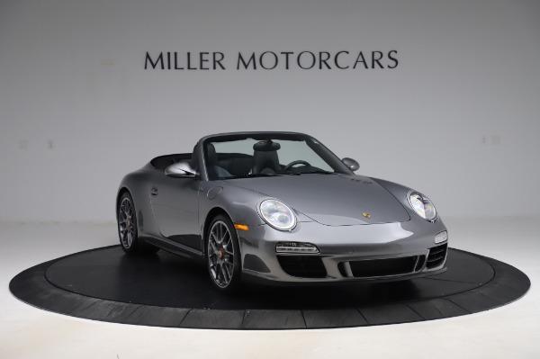 Used 2012 Porsche 911 Carrera 4 GTS for sale $79,900 at Bugatti of Greenwich in Greenwich CT 06830 11