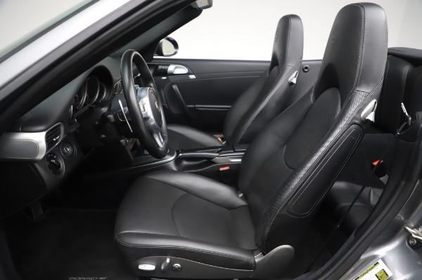 Used 2012 Porsche 911 Carrera 4 GTS for sale $79,900 at Bugatti of Greenwich in Greenwich CT 06830 13