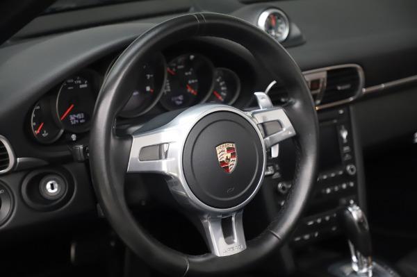 Used 2012 Porsche 911 Carrera 4 GTS for sale $79,900 at Bugatti of Greenwich in Greenwich CT 06830 15