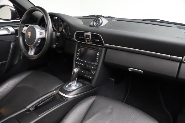 Used 2012 Porsche 911 Carrera 4 GTS for sale $79,900 at Bugatti of Greenwich in Greenwich CT 06830 19
