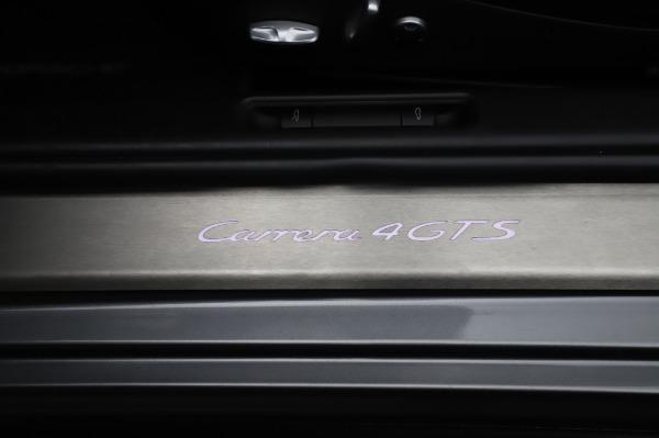 Used 2012 Porsche 911 Carrera 4 GTS for sale $79,900 at Bugatti of Greenwich in Greenwich CT 06830 27