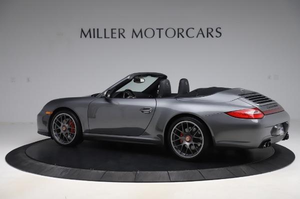 Used 2012 Porsche 911 Carrera 4 GTS for sale $79,900 at Bugatti of Greenwich in Greenwich CT 06830 4