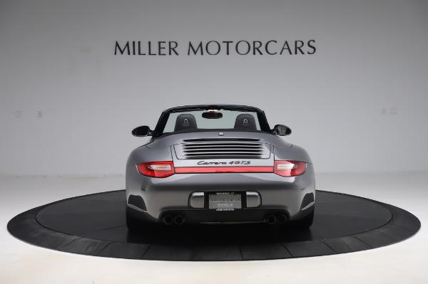 Used 2012 Porsche 911 Carrera 4 GTS for sale $79,900 at Bugatti of Greenwich in Greenwich CT 06830 6