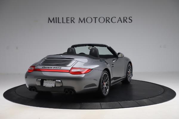 Used 2012 Porsche 911 Carrera 4 GTS for sale $79,900 at Bugatti of Greenwich in Greenwich CT 06830 7
