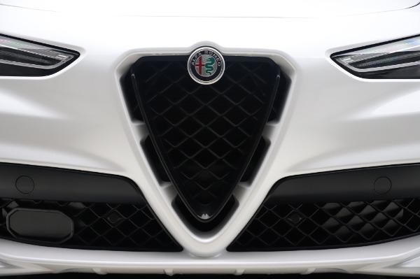 New 2020 Alfa Romeo Stelvio Quadrifoglio for sale $90,945 at Bugatti of Greenwich in Greenwich CT 06830 13