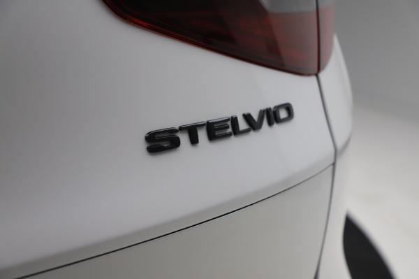 New 2020 Alfa Romeo Stelvio Quadrifoglio for sale $90,945 at Bugatti of Greenwich in Greenwich CT 06830 17