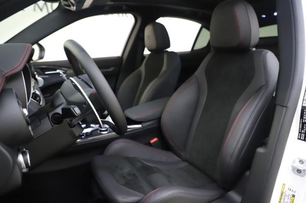 New 2020 Alfa Romeo Stelvio Quadrifoglio for sale $90,945 at Bugatti of Greenwich in Greenwich CT 06830 20