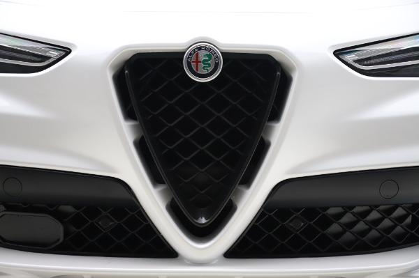 New 2020 Alfa Romeo Stelvio Quadrifoglio for sale $89,145 at Bugatti of Greenwich in Greenwich CT 06830 13