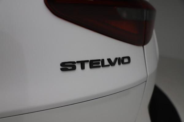 New 2020 Alfa Romeo Stelvio Quadrifoglio for sale $89,145 at Bugatti of Greenwich in Greenwich CT 06830 19