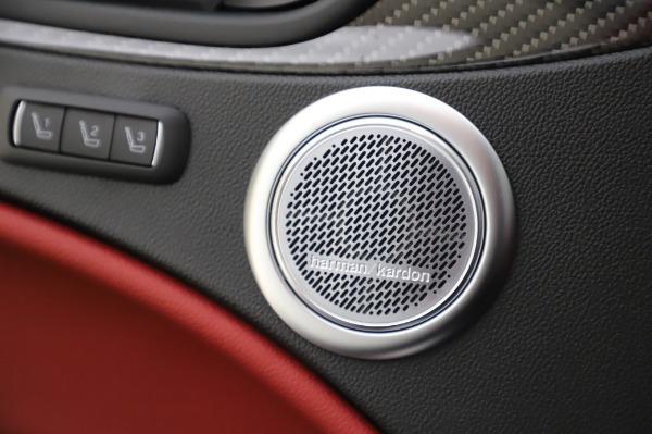New 2020 Alfa Romeo Stelvio Quadrifoglio for sale $89,145 at Bugatti of Greenwich in Greenwich CT 06830 28