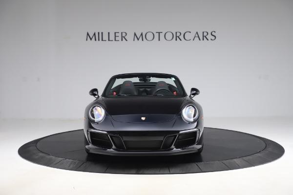 Used 2018 Porsche 911 Carrera 4 GTS for sale $137,900 at Bugatti of Greenwich in Greenwich CT 06830 11