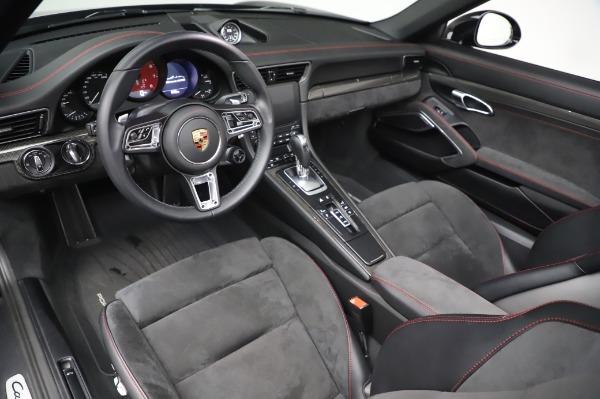 Used 2018 Porsche 911 Carrera 4 GTS for sale $137,900 at Bugatti of Greenwich in Greenwich CT 06830 13
