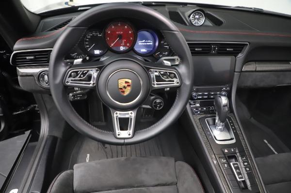 Used 2018 Porsche 911 Carrera 4 GTS for sale $137,900 at Bugatti of Greenwich in Greenwich CT 06830 18
