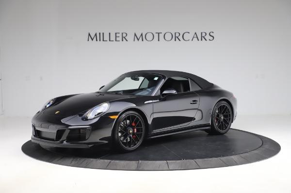 Used 2018 Porsche 911 Carrera 4 GTS for sale $137,900 at Bugatti of Greenwich in Greenwich CT 06830 22