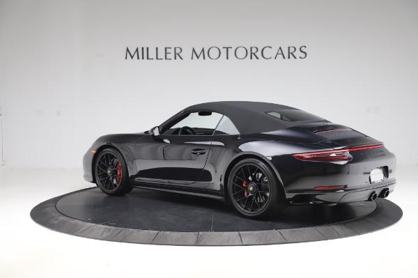 Used 2018 Porsche 911 Carrera 4 GTS for sale $137,900 at Bugatti of Greenwich in Greenwich CT 06830 24