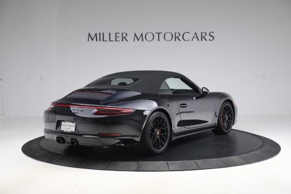 Used 2018 Porsche 911 Carrera 4 GTS for sale $137,900 at Bugatti of Greenwich in Greenwich CT 06830 25