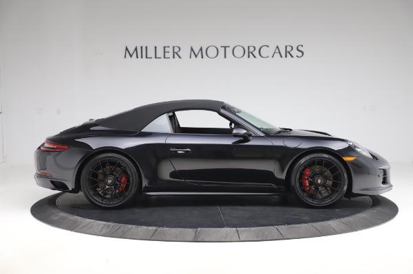 Used 2018 Porsche 911 Carrera 4 GTS for sale $137,900 at Bugatti of Greenwich in Greenwich CT 06830 26