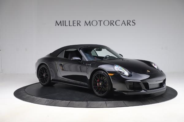 Used 2018 Porsche 911 Carrera 4 GTS for sale $137,900 at Bugatti of Greenwich in Greenwich CT 06830 27