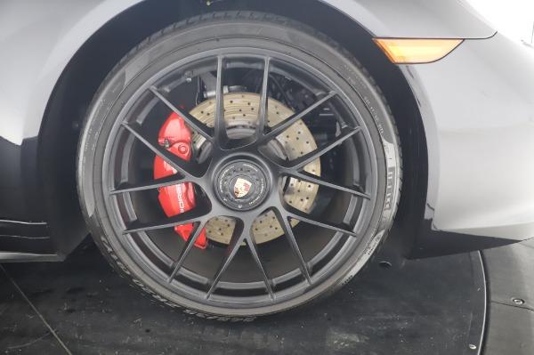 Used 2018 Porsche 911 Carrera 4 GTS for sale $137,900 at Bugatti of Greenwich in Greenwich CT 06830 28