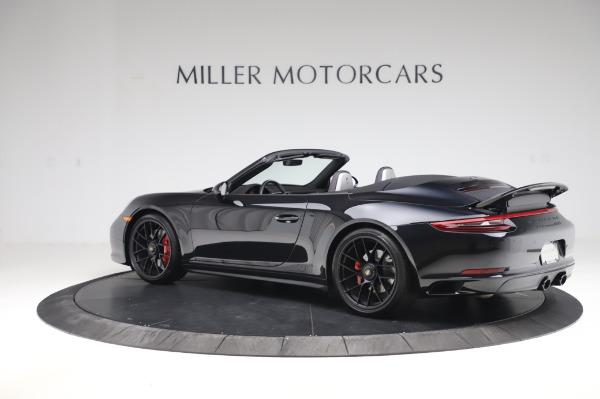 Used 2018 Porsche 911 Carrera 4 GTS for sale $137,900 at Bugatti of Greenwich in Greenwich CT 06830 3