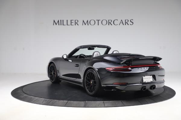 Used 2018 Porsche 911 Carrera 4 GTS for sale $137,900 at Bugatti of Greenwich in Greenwich CT 06830 4