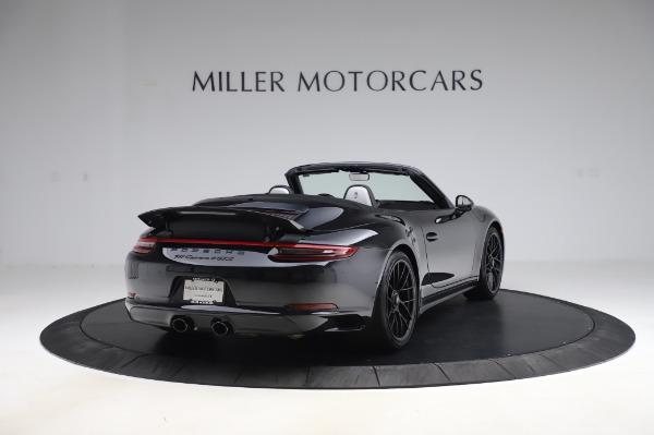 Used 2018 Porsche 911 Carrera 4 GTS for sale $137,900 at Bugatti of Greenwich in Greenwich CT 06830 6