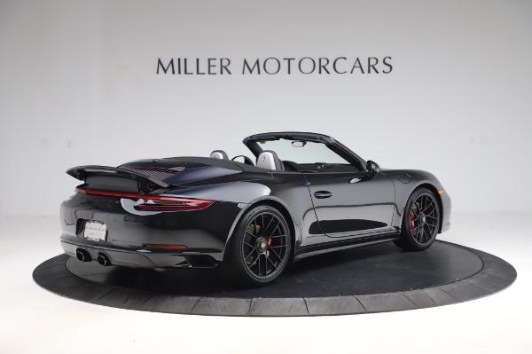 Used 2018 Porsche 911 Carrera 4 GTS for sale $137,900 at Bugatti of Greenwich in Greenwich CT 06830 7