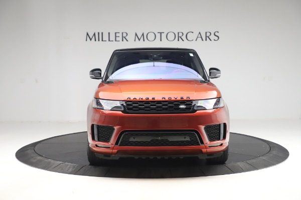 Used 2019 Land Rover Range Rover Sport Autobiography for sale $89,900 at Bugatti of Greenwich in Greenwich CT 06830 12