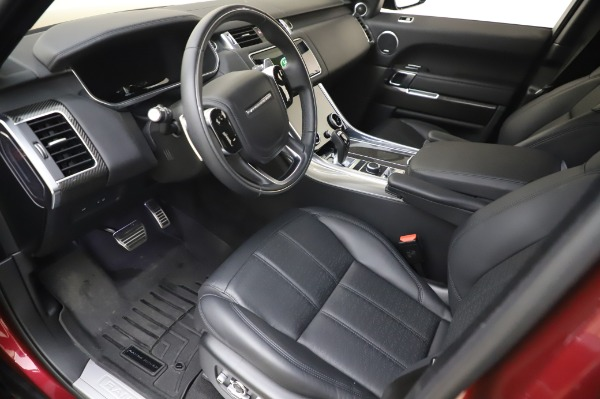 Used 2019 Land Rover Range Rover Sport Autobiography for sale $89,900 at Bugatti of Greenwich in Greenwich CT 06830 13