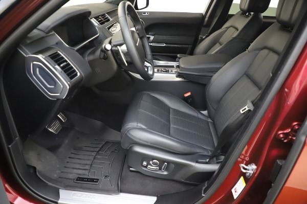 Used 2019 Land Rover Range Rover Sport Autobiography for sale $89,900 at Bugatti of Greenwich in Greenwich CT 06830 14