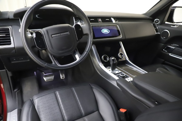 Used 2019 Land Rover Range Rover Sport Autobiography for sale $89,900 at Bugatti of Greenwich in Greenwich CT 06830 17