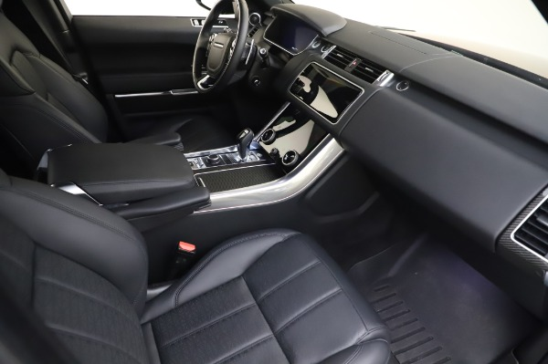Used 2019 Land Rover Range Rover Sport Autobiography for sale $89,900 at Bugatti of Greenwich in Greenwich CT 06830 19