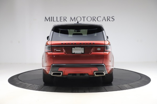 Used 2019 Land Rover Range Rover Sport Autobiography for sale $89,900 at Bugatti of Greenwich in Greenwich CT 06830 6