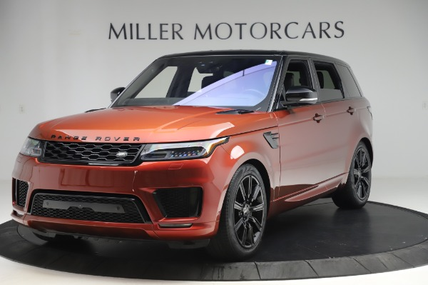 Used 2019 Land Rover Range Rover Sport Autobiography for sale $89,900 at Bugatti of Greenwich in Greenwich CT 06830 1