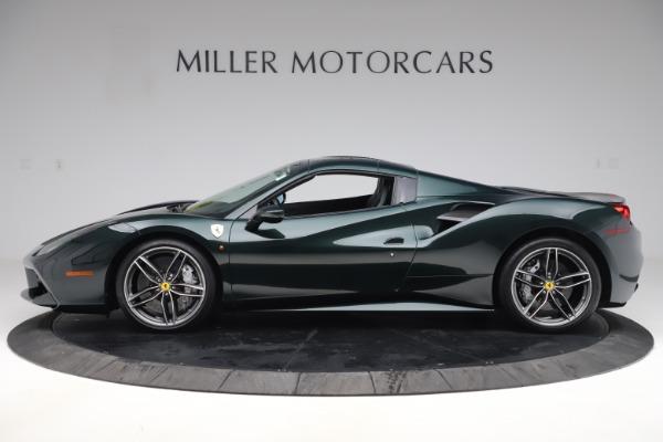 Used 2019 Ferrari 488 Spider Base for sale $329,900 at Bugatti of Greenwich in Greenwich CT 06830 14
