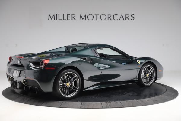 Used 2019 Ferrari 488 Spider Base for sale $329,900 at Bugatti of Greenwich in Greenwich CT 06830 16
