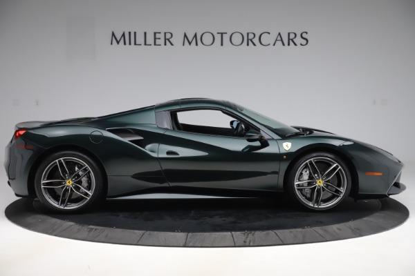 Used 2019 Ferrari 488 Spider Base for sale $329,900 at Bugatti of Greenwich in Greenwich CT 06830 17