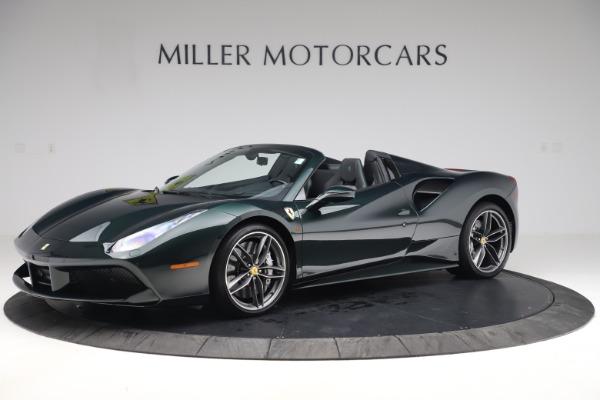 Used 2019 Ferrari 488 Spider Base for sale $329,900 at Bugatti of Greenwich in Greenwich CT 06830 2