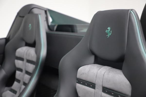 Used 2019 Ferrari 488 Spider Base for sale $329,900 at Bugatti of Greenwich in Greenwich CT 06830 28