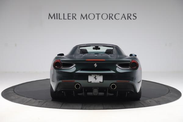 Used 2019 Ferrari 488 Spider Base for sale $329,900 at Bugatti of Greenwich in Greenwich CT 06830 6