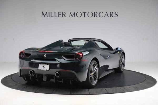 Used 2019 Ferrari 488 Spider Base for sale $329,900 at Bugatti of Greenwich in Greenwich CT 06830 7