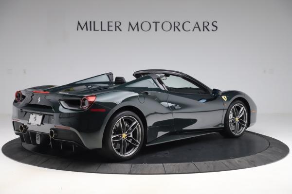 Used 2019 Ferrari 488 Spider Base for sale $329,900 at Bugatti of Greenwich in Greenwich CT 06830 8